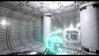 Unreal Engine 4 Eye Candy, Space Station