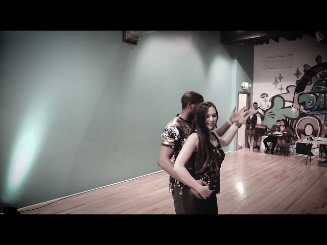 Performance @ Soirée Kizomba 2nd Anniversary Party - Kizomba Denver