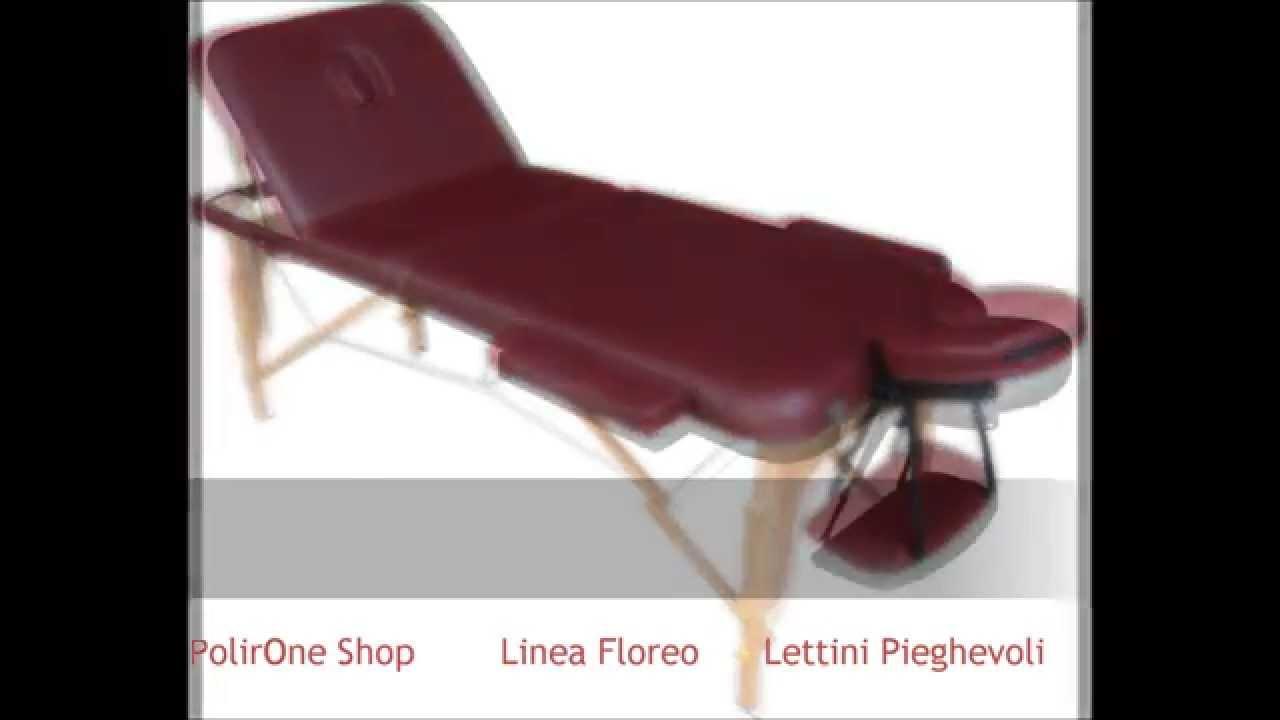 Lettino Massaggio Professionale Pieghevole.Lettino Professionale Portatile In Legno Per Massaggi E Terapie Polironeshop It