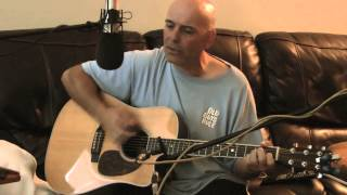 In Your Eyes - Peter Gabriel acoustic cover