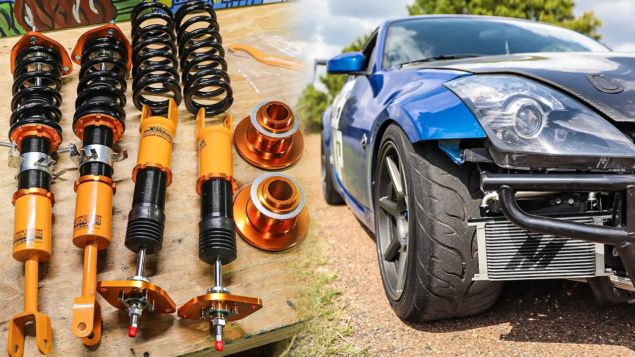 What It's Like To Install the World's CHEAPEST Coilovers!