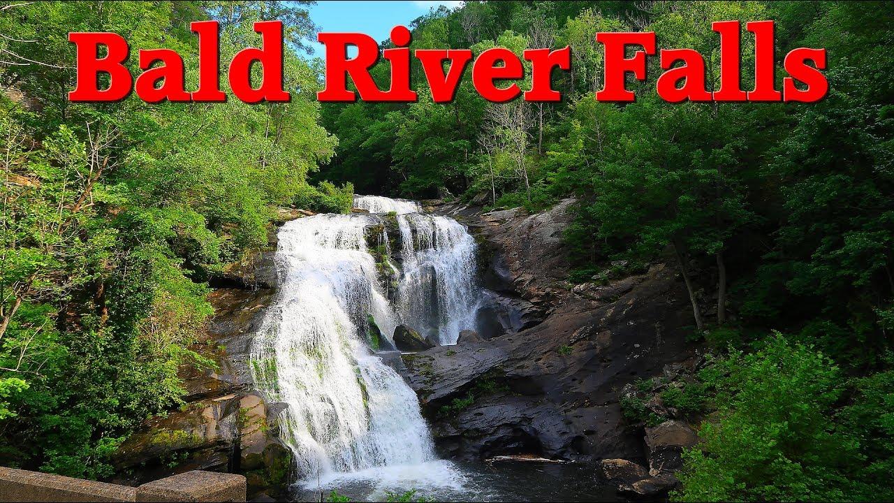 Bald River Falls Motorcycle Ride