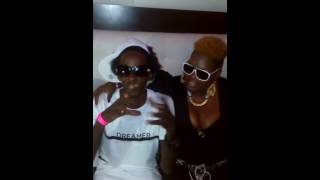 My interview with Gully Bop on May 30th 2016 Island taste Restaurant and Lounge
