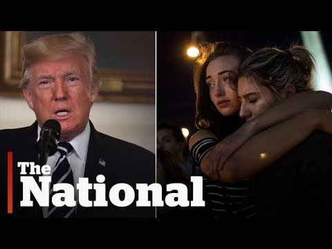 Donald Trump and the Vegas shooting | How disasters and attacks affect his presidency