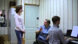 Урок вокала.Дыхание. Диафрагма.Что значит безопорное пение?