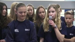 Les élèves allemands d'Höchstadt au collège Maurice Clavel d'Avallon (89) - Édition 2016-2017