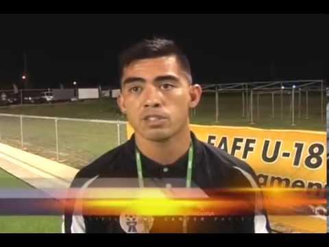 Pacific News Center interview / Austin Cruz & Dominic Gadia
