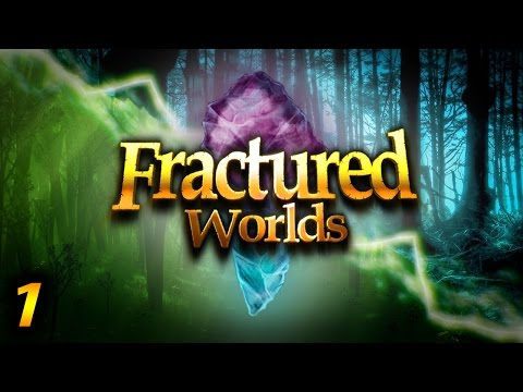 Fractured Worlds -The Crystal and The Keeper - Chapter 1 (D&D 5e)