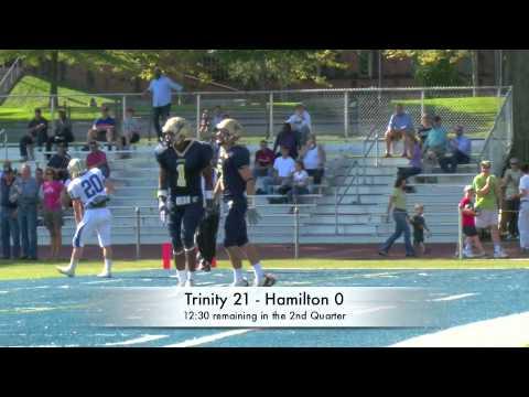 Football Highlights vs Hamilton