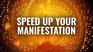 Speed Up Your Manifestation: Attract Prosperity, Binaural Beats   Law Of Attraction