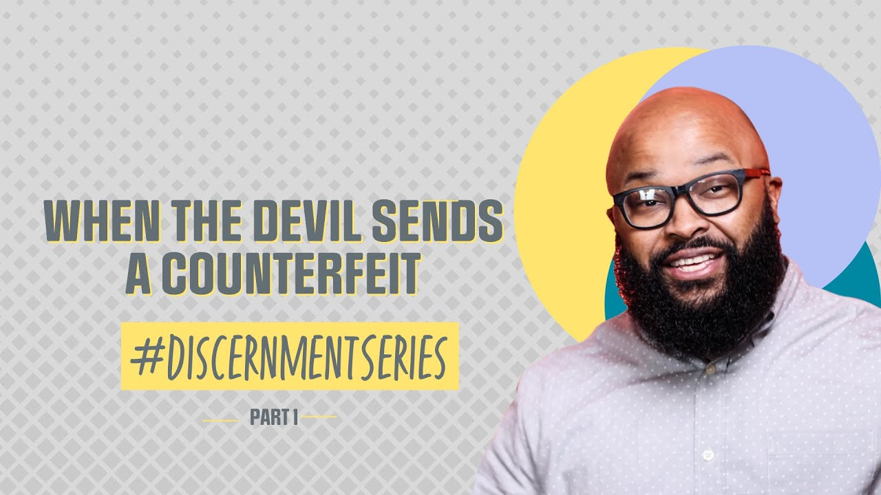 Download When The Devil Sends A Counterfeit | Discernment  | (Part 1) | Issac Curry