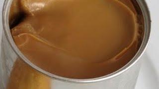вареная сгущенка дома  Как сделать вареное сгущенное молоко в домашних условиях