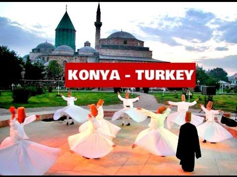KONYA CITY GUIDE - EXPLORING TURKEY (Part 2/3)