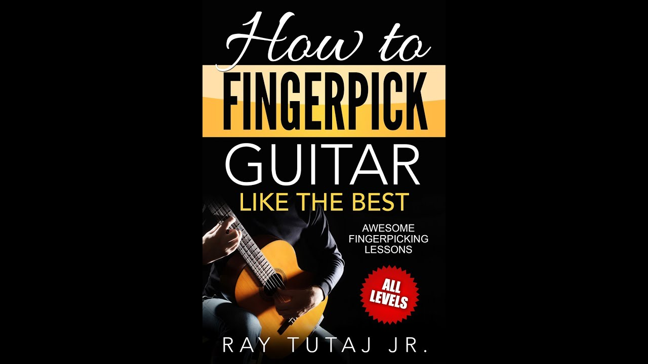how to finger pick guitar like the best pt 1 the fingerpicking pattens youtube. Black Bedroom Furniture Sets. Home Design Ideas