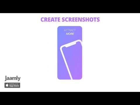Jaamly - Everything you need to launch on App Store Connect
