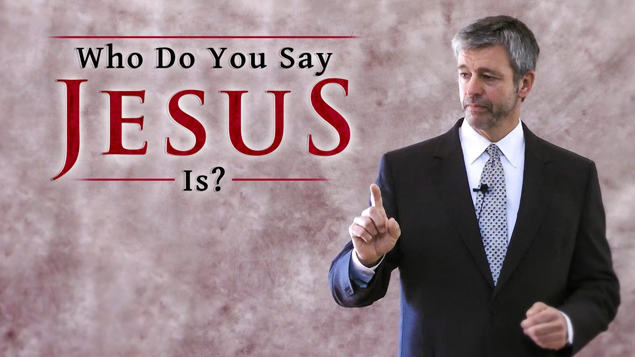 who do you say jesus is essay Who jesus is for you this essay who jesus is for you and other 63,000+ term papers to say what is in your heart, to ask for guidance when you need to make tough.