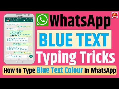 how to change text colour in whatsapp