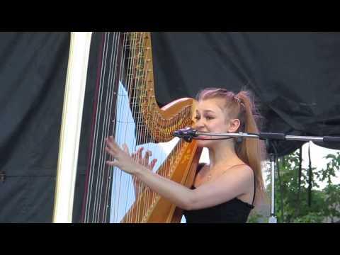 Joanna Newsom - Leaving the City - Pitchfork Music Festival (Debut Performance of New Song)