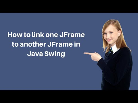 How to use multiple form in java with netbeans