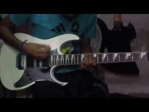 La Gran Tribulación - Marcos Yadoire - cover guitarra by MC