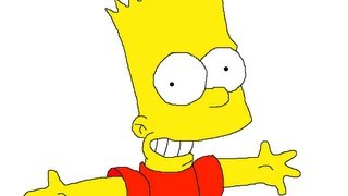 Рисуем в Paint.net - Bart Simpson (Барт Симпсон)(Рисуем в Paint.Net Барта Симпсона :) ~~~~~~~~~~~~~~~~~~~~~~~~~~~~~~~~ Для справки : Видео ускоренно в 3 раз :), 2013-08-26T19:48:20.000Z)