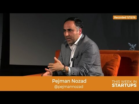 Pear's Pejman Nozad on how he mentors founders to find balance btwn chasing ideas & solving problems