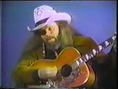 David Allan Coe - Linda Lovelace  [Live 1984]