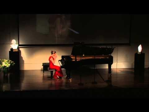 Deutscher Pianistenpreis 2014 Lindsay Garritson Alte Oper Ffm