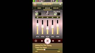Equalizer Music Player Booster (by MWM) - audio player for Android. screenshot 5