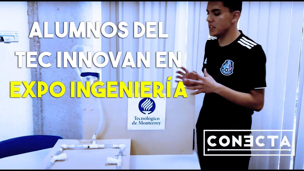 Expo Ingenierías en línea: alumnos Tec innovan durante la contingencia