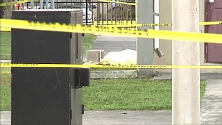 Police search for gunman after double fatal shooting in Miami-Dade
