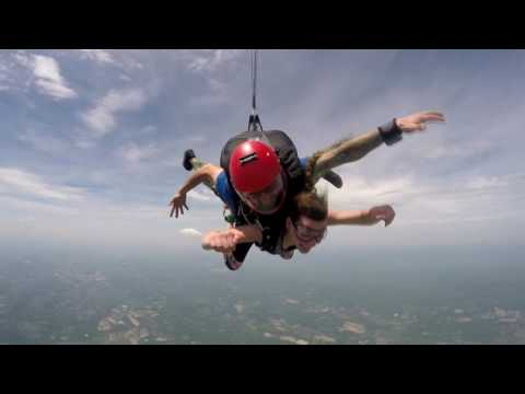 My first time skydiving- Sussex NJ
