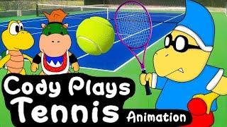 SML Movie: Cody Plays Tennis! Animation