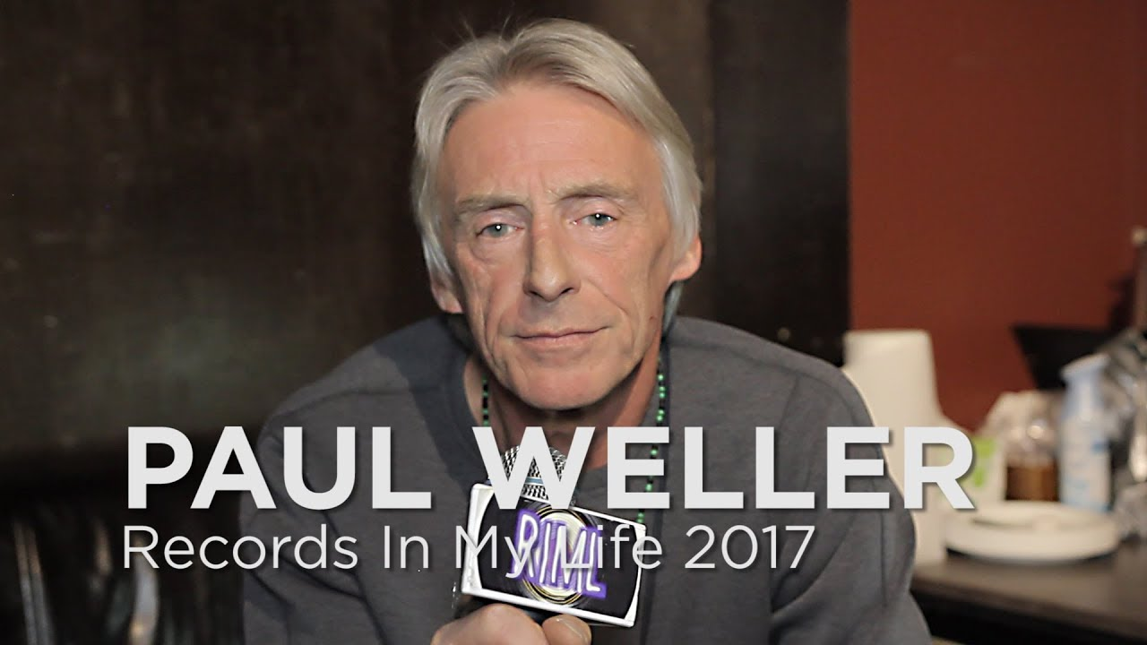 Paul Weller - Records In My Life