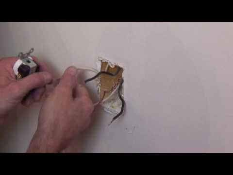 Tricks to Find and Fix Electrical Problems in your wall. #2