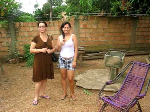 Brazil trip 2010..relatives..Aparcida De Goiania