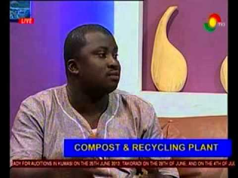 Sunrise Discuss - Waste Collection and Reccycling Plants  -14/06/2013