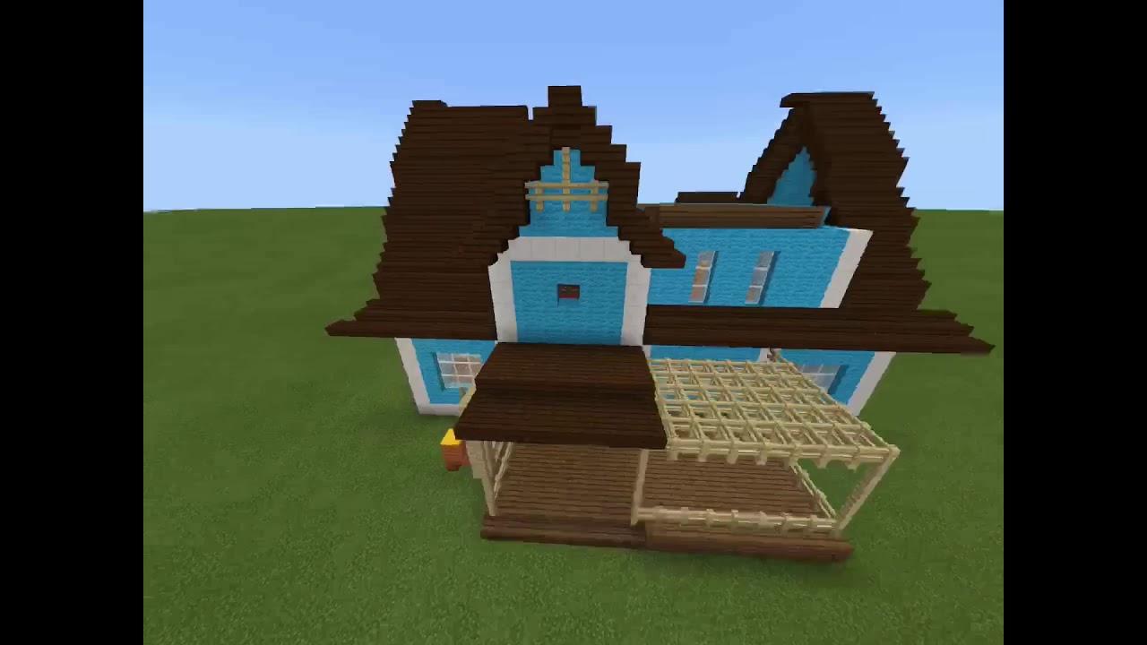 Hello Neighbor Act 1 In Minecraft Progress Youtube