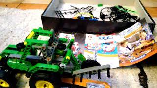 Maszyny rolnicze Laboratorium mechaniki Clementoni - po zlożeniu