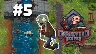 Graveyard Keeper - Cùng chế tạo ra đội quân ZOMBIE nào ae