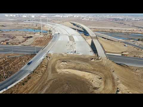 Bakersfield California Centennial Corridor UPDATED Nov 24 2019