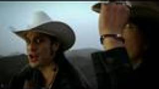 The BossHoss - flaming star