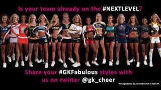 @gk_cheer is #GKFabulous