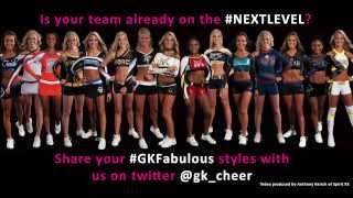 @gk_cheer is #GKFabulous