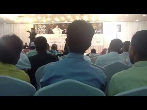 Imran Pratapgarhi latest mushaira in Riyadh 4 June 2015 Part 2