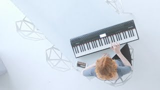 Play and learn with unlimited online songs and lessons: Roland GO:PIANO Digital Piano