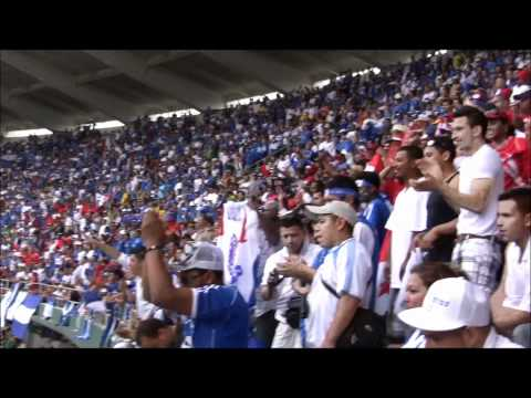 EL SALVADOR VS. PANAMA (PARTIDO COMPLETO) CONCACAF GOLD CUP. RFK STADIUM WASHINGTON D.C.