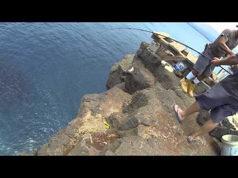 Fishing On The BI, Hawaii