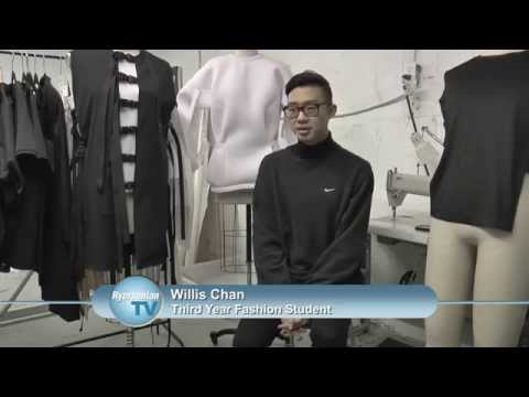 Ryerson design student Willis Chan talks fashion