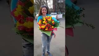 Купить букет цветов с доставкой Днепр 0966107494. 0957893483. 073 206-73-89(, 2017-05-02T16:16:18.000Z)